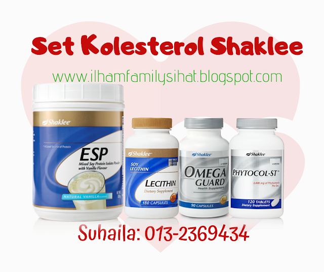 Cara turunkan kolesterol