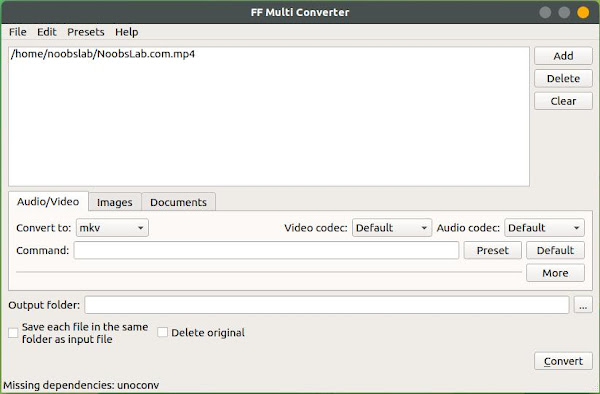 FF-Multi-Converter: A Great Application for Linux/Ubuntu