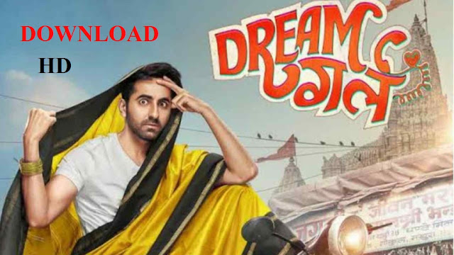Dream Girl Movie Download | By Tamilrockers