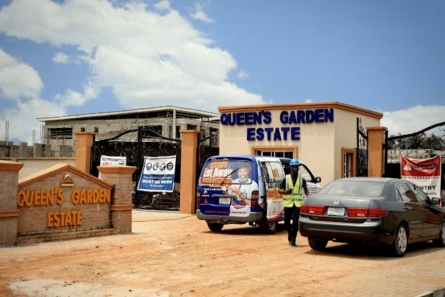 QUEEN'S GARDEN, ISHERI NORTH, LAGOS