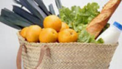 Quels sont les types d'aliments et de nutriments ?