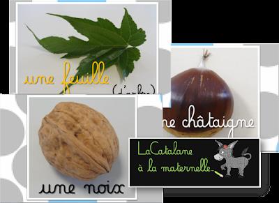 Sac au trésor automne - LaCatalane