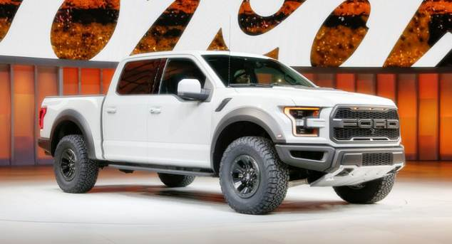 2017 Ford Raptor Towing Capacity