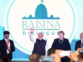 6th Raisina Dialogue