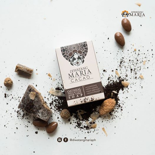 Diwatang Maria Cacao for dry, dull skin