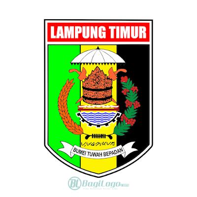 Kabupaten Lampung Timur Logo Vector