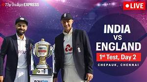 England Vs India 2021 : Live Score Updates, News And Results