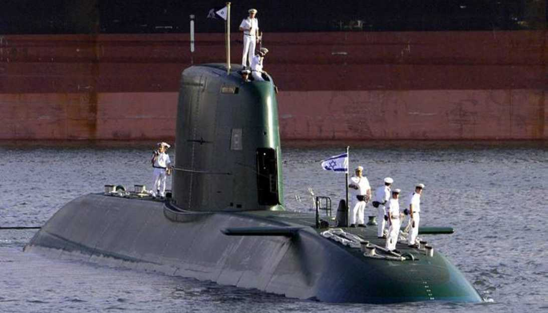Jerman Akan Memasok 3 Kapal Selam ke Israel