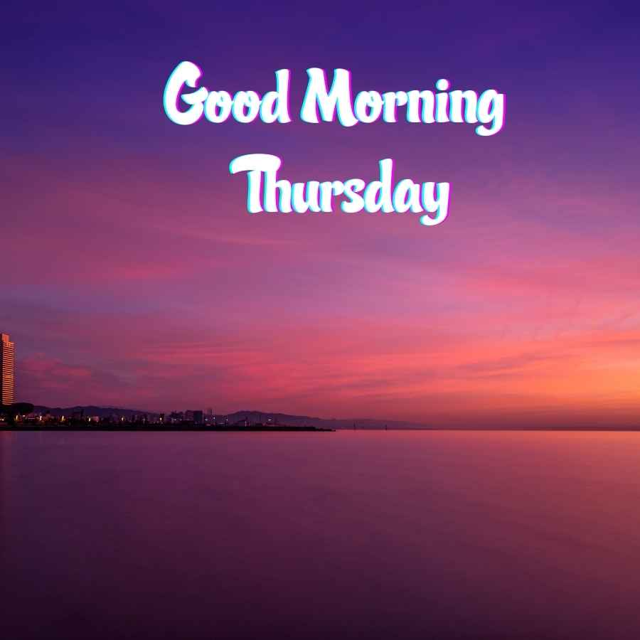 thursday morning images