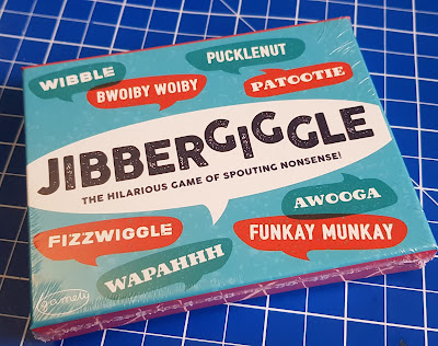 Christmas Present Giveaway! Jibbergiggle Family Game (age 8+) from Gamely Games