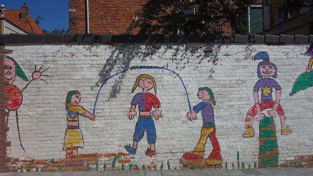 aktywność dzieci prl