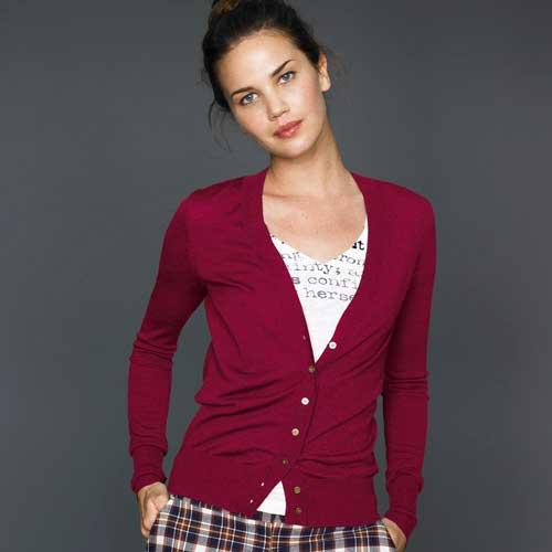 jenis macam cardigan paling modis fashionable branded merek hijaber model stylish koleksi pakaian baju