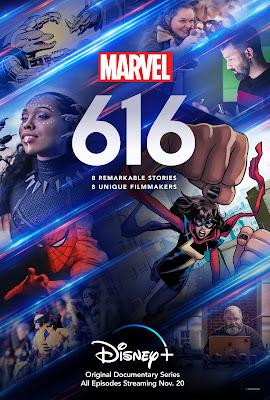 Marvel 616 (2020) S01 [English 5.1ch] Series 720p HDRip ESub x264
