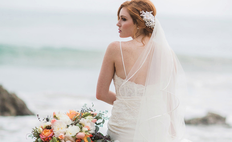How to Wind-Proof Your Wedding Look