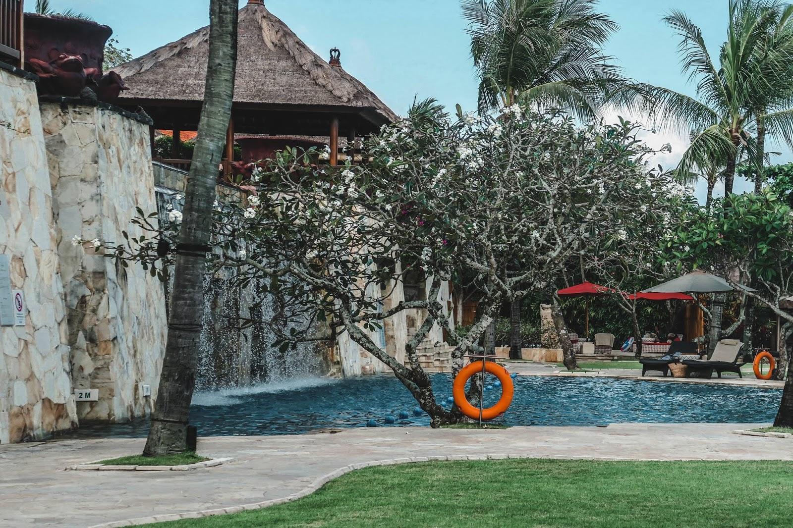 AYANA Resort & Spa Pool