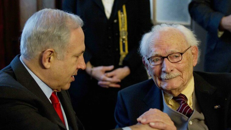 Johan van Hulst, The Hero That Saved 600 Kids From The Holocaust, Dies At 107