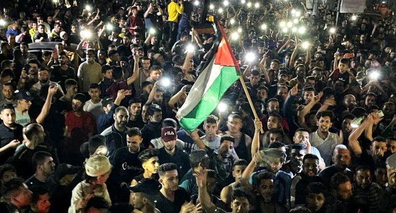 Gencatan Senjata Akhirnya Terwujud, Warga Palestina Rayakan Kemenangan, Jubir Hamas: Kami Sukses Permalukan Musuh!