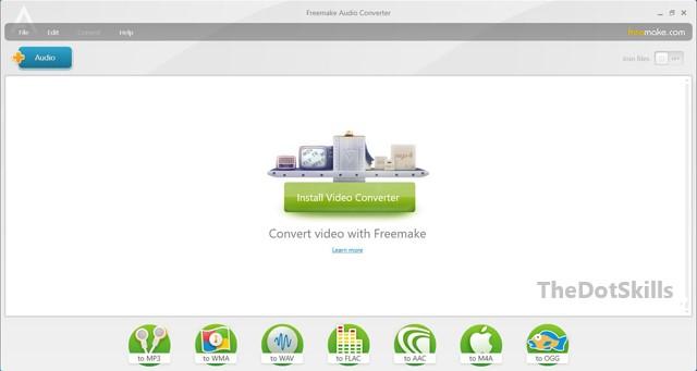 Free Make Audio Converter