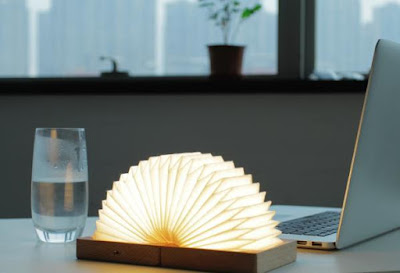 Orilamp portable Bluetooth lamp