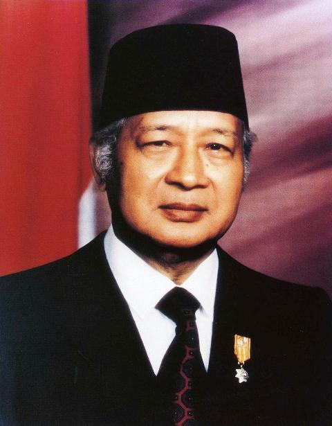 Biografi Presiden HM Soeharto