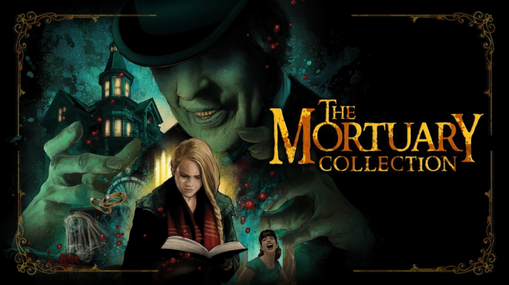 The Mortuary Collection, Horror, Scary, Movie Review by Rawlins, Rawlins GLAM, Rawlins Lifestyle