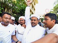 Rizieq akan Dipolisikan karena Dugaan Penistaan Agama, Ini jawaban FPI