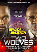 Two Wolves 2020 Dual Audio Hindi [Fan Dubbed] 720p HDRip