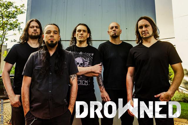 Drowned: '7th' novo e aguardado álbum está disponível mundialmente