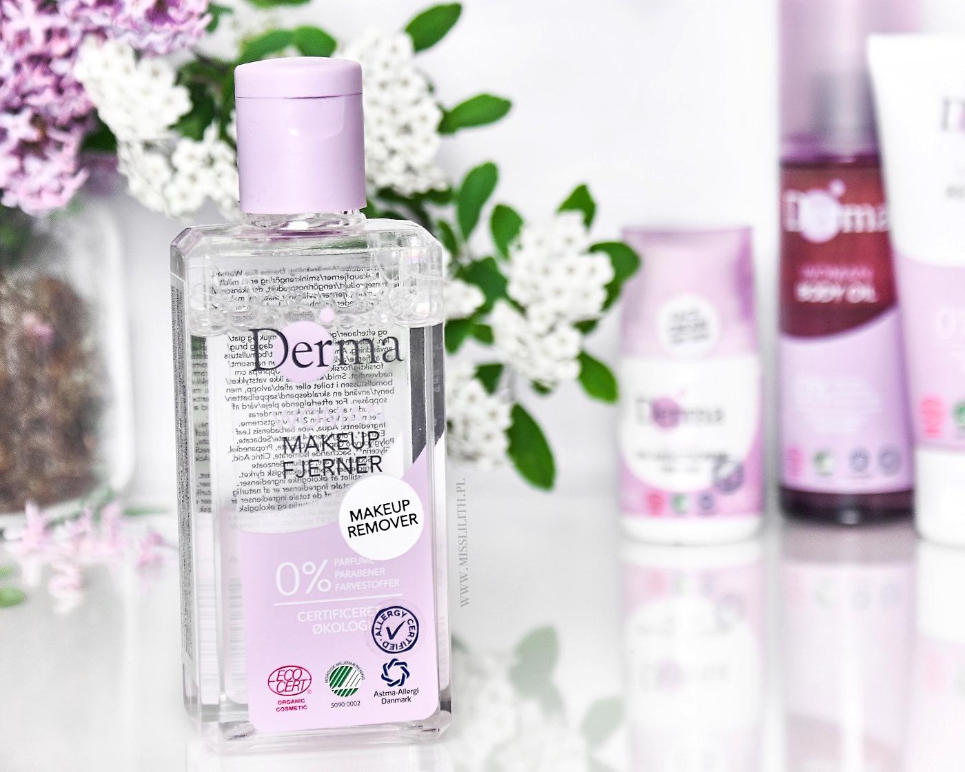 Derma Eco Woman kosmetyki cena blog recenzja