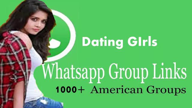 girls Dating WhatsApp Group Link