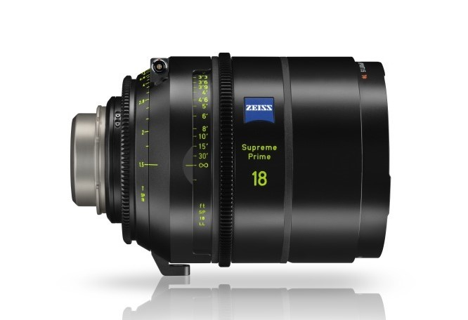 Zeiss Supreme Prime 18mm T1.5