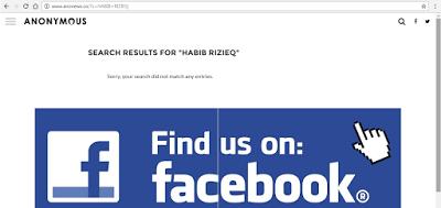 TERUNGKAP  Inilah Pelaku Pembuat Chat Sex Palsu Antara Habib Rizieq