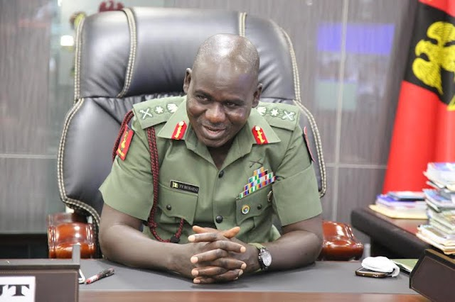 Army Chief meets with other top ranking officials over insecurity