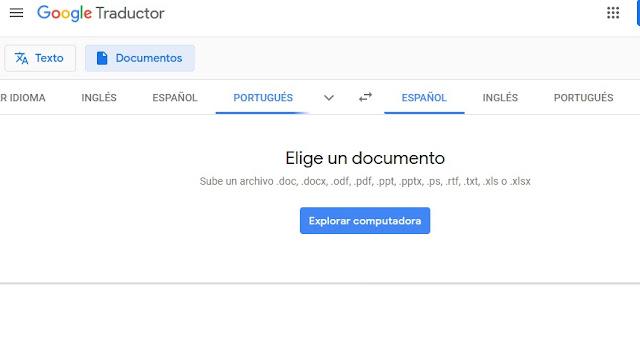 افضل طريقة لترجمة ملفات pdf اونلاين مجانا بدون تطبيقات او برامج