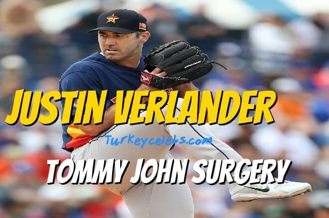 Justin Verlander Astros ace needs tommy John surgery