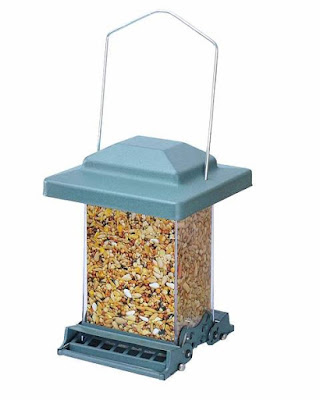 Myard MBF Double Sided Squirrel Proof Blue Jay Feeder