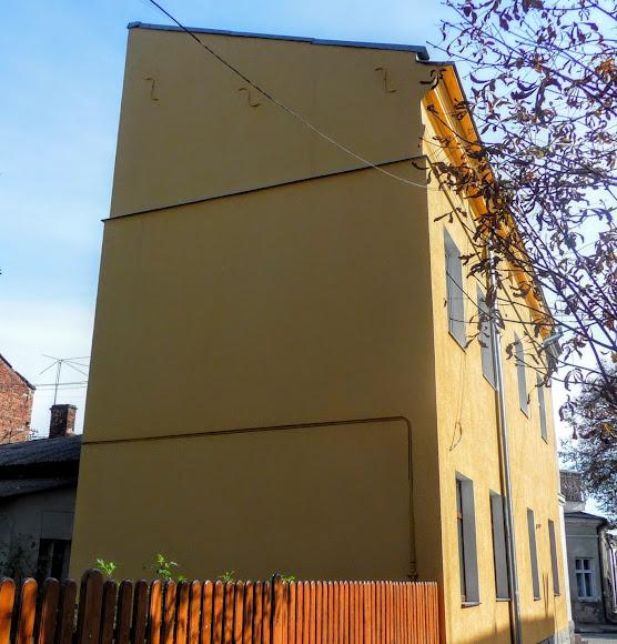 Стрий. Будинок по вулиці Олесницького