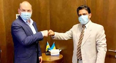 Министр Степанов сообщил об отгрузке индийской вакцины в Украину