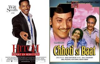 Hitch (2005)- Chhoti Si Baat (1975)