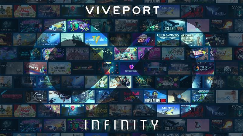 HTC Viveport Infinity Promotion