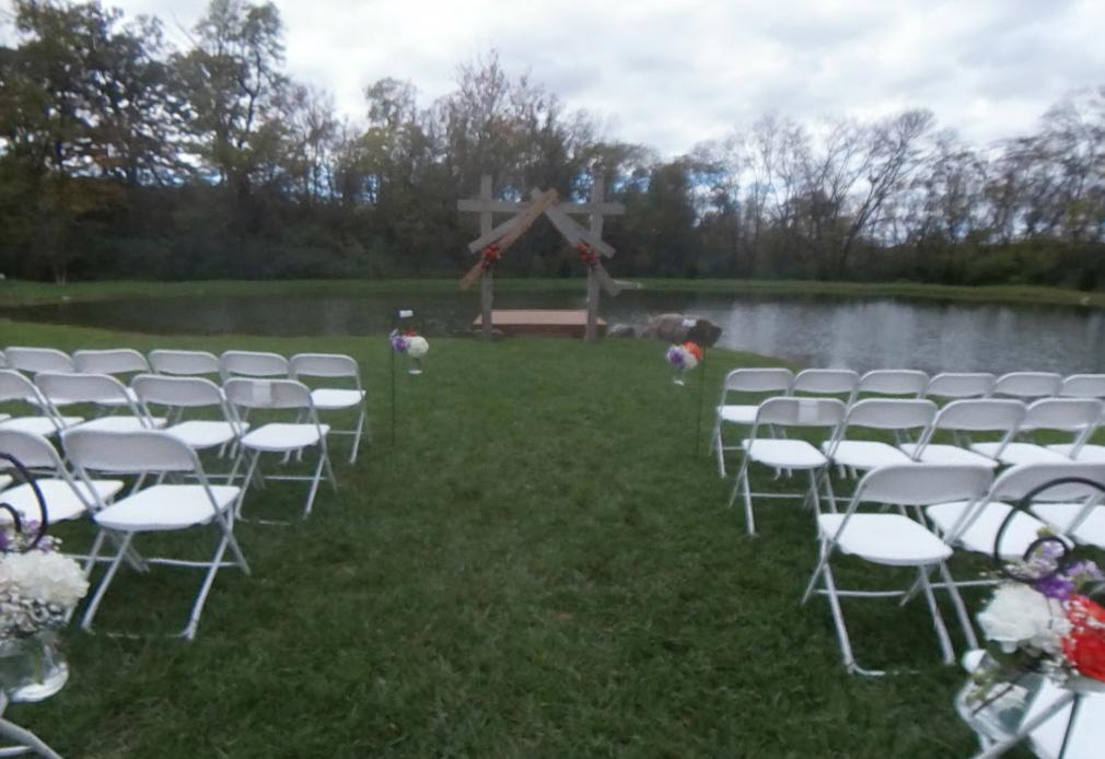 Canopy Creek Farms Wedding Venue