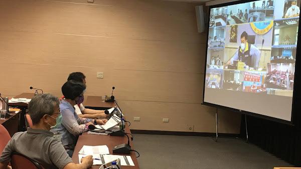 王惠美爭取彰化縣疫苗分配數 開放疫苗合法給企業採購