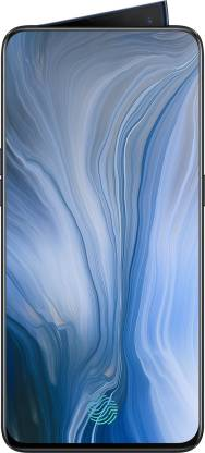 Rs,49990/- OPPO Reno 10x Zoom (Jet Black, 256 GB)  (8 GB RAM)