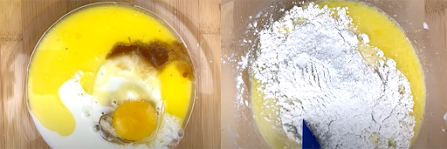 Easy baked donut recipe without yeast