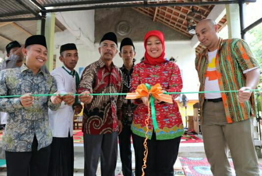 Wagub Lampung Resmikan Madrasah Dinniyah Raudlatul Falah di Tanjung Bintang Lamsel