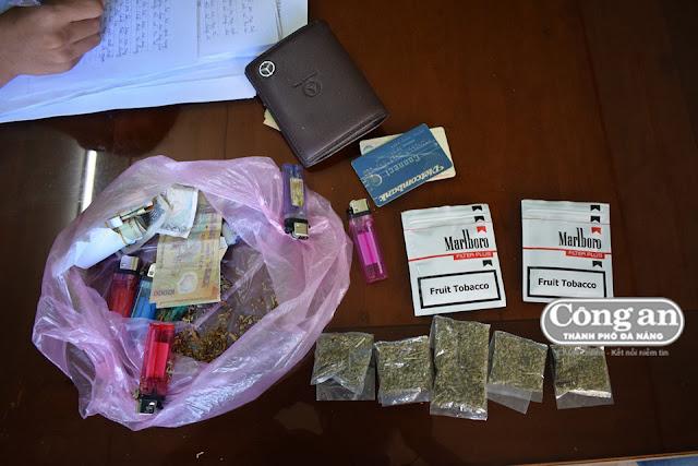 Quảng Ngãi Triệt xóa ổ ma túy trong nhà nghỉ