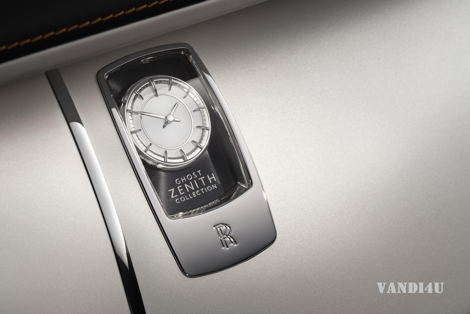 Rolls Royce Bids Farewell To Ghost With Zenith Collection   VANDI4U