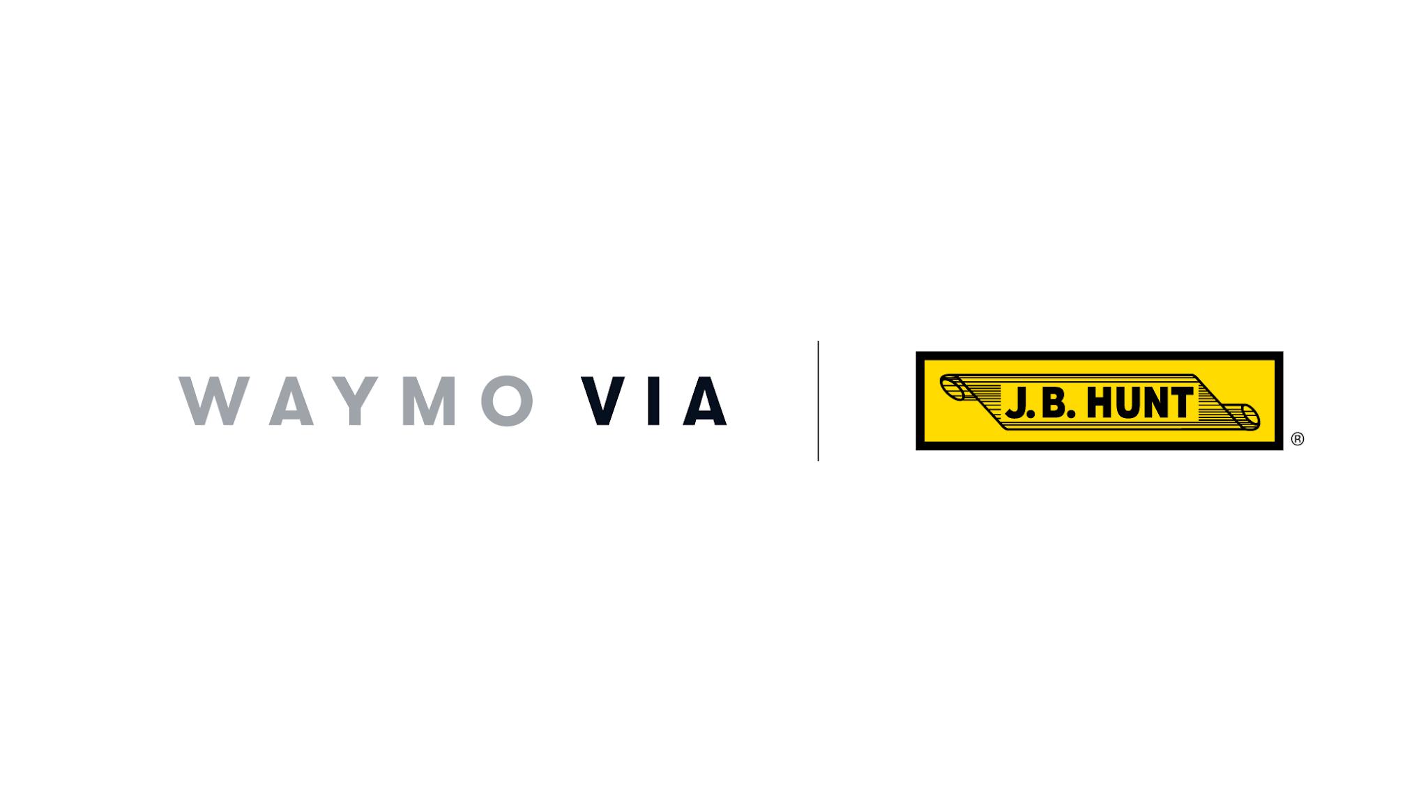 Thumbnail: Waymo and J.B. Hunt