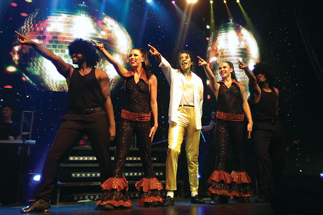 Michael Jackson HIStory Show South Africa