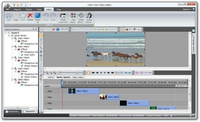 أفضل 5 بدائل مجانية لـبرنامج تحرير الفيديوهات موفي ميكر Windows Movie Maker